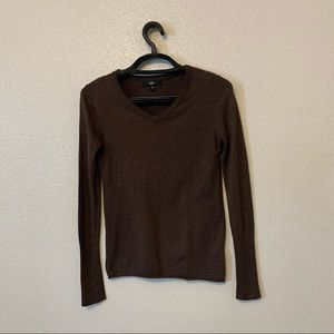 Mossimo Knit V Neck Sweater